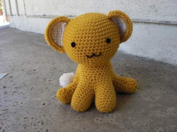 Kero Plush Amigurumi Plush