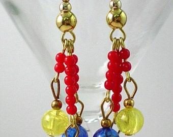 Carnival Colors Earrings