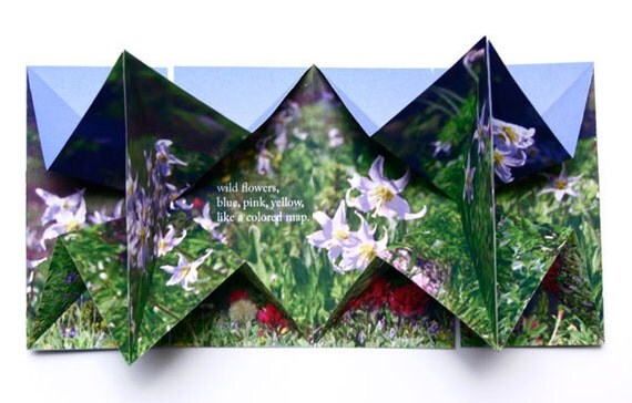 Flower Maps (artist's book), Ready to Ship