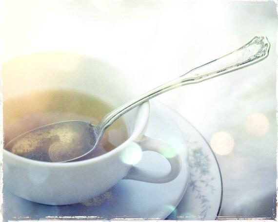 SALE Afternoon Tea -- 8x10 print (new)