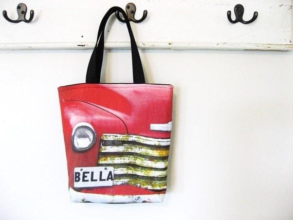 Bella's Chevy Tote - reserved for jabberwocky1997