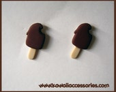 Double Chocolate Covered Ice Cream Studs