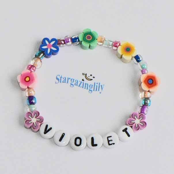 Children s Jewelry Bracelet PERSONALIZED Name Bracelet