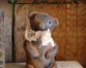 Lil Ol Prim Bear Silicone MOLD