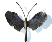 Wrought Iron Butterfly - 6.5""