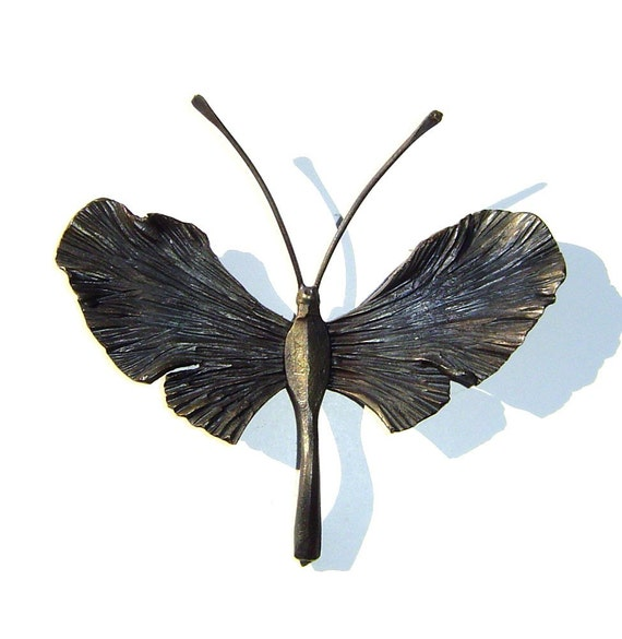 """Wrought Iron Butterfly - 6.5"""""""
