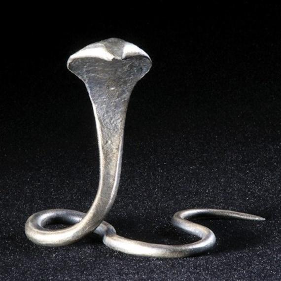 Forged iron cobra