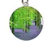 Bluebell Wood Charm or Pendant