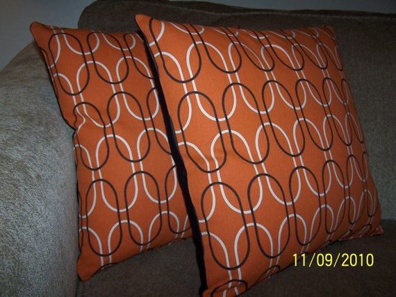 Designer 18x18 Pillow Covers