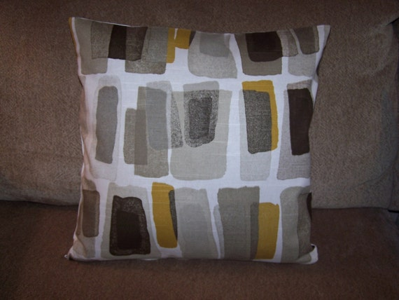 Down By The Sea One Designer 18x18 Pillow Cover With Zipper Closures