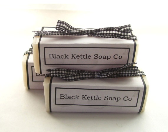 Black Kettle...All Natural Laundry Stain Stick