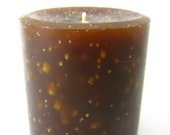Patchouli Honey - 3x3 inch round Pillar Candle