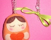 TWO LOVELY NECKLACES -----RESERVED TO LAETITIA1-------