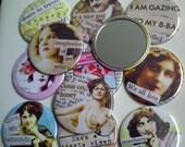 10 Pocket Mirror Art Wholesale Destash Clearance Sale Grab Bag