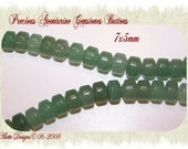 Aventurine Gemstone Button Rondelle 7X5mm Grade A, STORE SUPER SALE, Below Wholesale