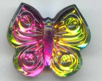 20mm Vintage Swarovski Butterfly Pendant #1240