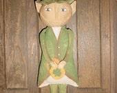 Primitive Leprechaun Irish Doll E-PATTERN