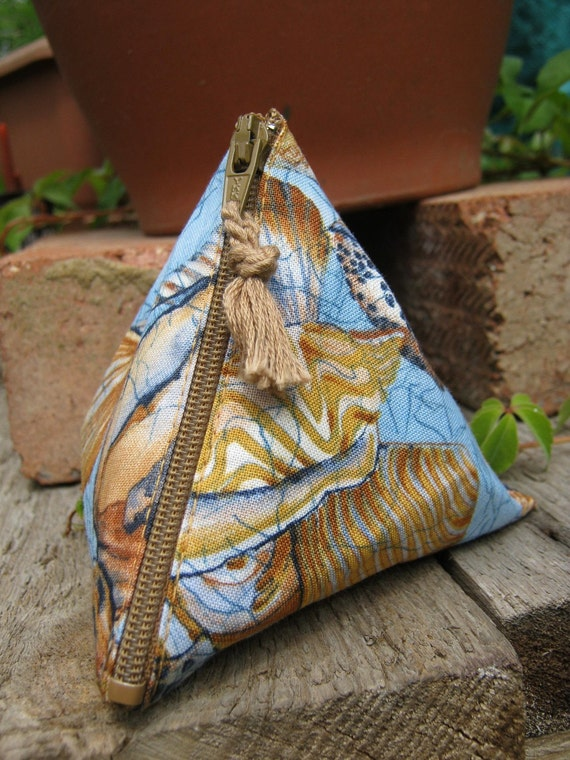Seashell Mooncup Pouch