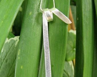 Grass Blade Pendant