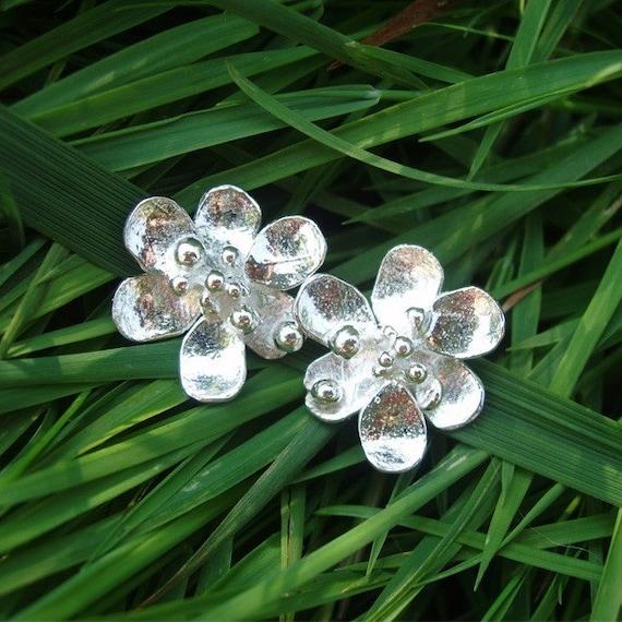Francie Flower Earrings