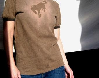 Bucking Bronco Tshirt