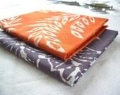 batik pima cotton. fat quarters