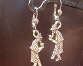 The Great Detective Earrings