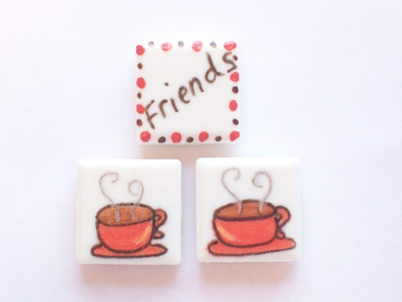 Friends Coffee Magnets