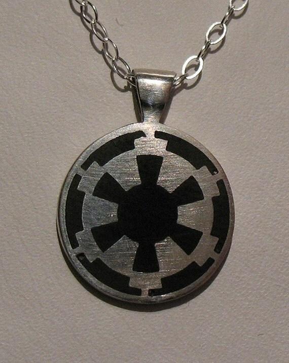 Imperial Logo Pendant