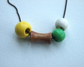 Summer Camp Out Necklace