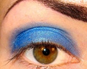 Blue Grotto Eyeshadow Mineral makeup (Bright blue) Some Like it Hot Collection Eye shadow Eyeliner (5g)