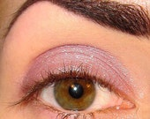 Candied Violets Eyeshadow Mineral makeup (Medium Light Purple Violet with shimmer) Eye shadow Eyeliner (5g)