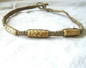 Carved African Bones