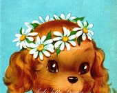The Cutest Pup 1950s Vintage Digital Download Images (197)
