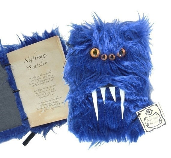 Journal- Groulby the Nightmare Snatcher