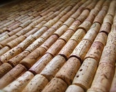 100 wine aficionado real wood Corks, vintage and newer (NO plastic here!)