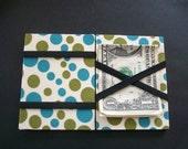 Customizable Folded Bill Magic Wallet