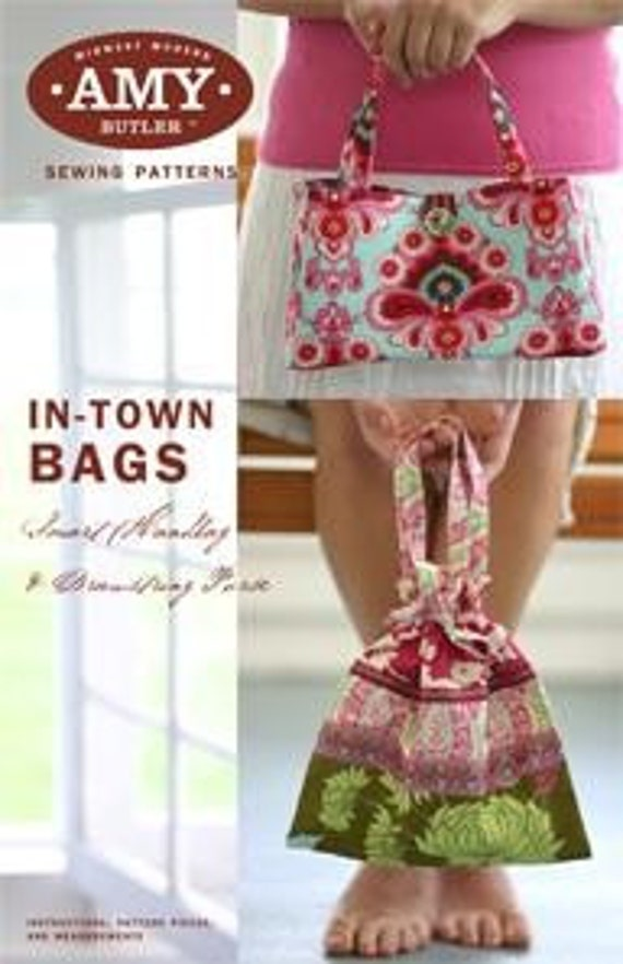 Amy Butler In-Town Bags Free Shipping US