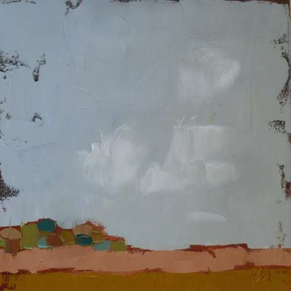 abstract landscape oil painting modern art