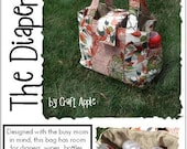 The Diaper Bag Pattern by Craft Apple