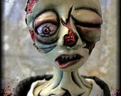 Creepy Zombie Doll Eddy