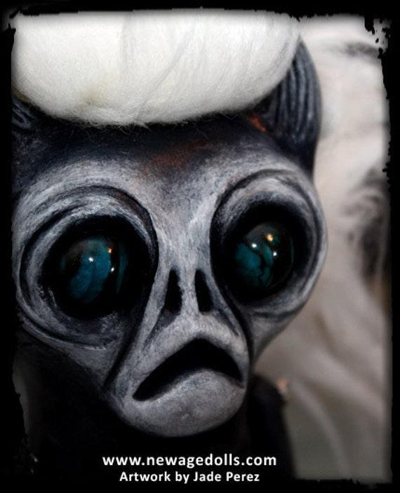 Good Luck Monster Troll Doll
