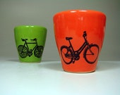 5oz tumbler dutch bike - Made to Order / Pick Your Colour