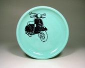 little plate vespa - Made to Order / Pick Your Colour