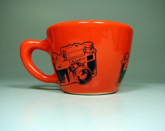 12oz cup kiev - Made to Order / Pick Your Colour