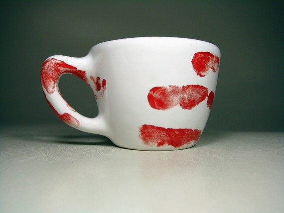 Slightly Unsightly - Murder Mug (12oz in white) - Made to Order