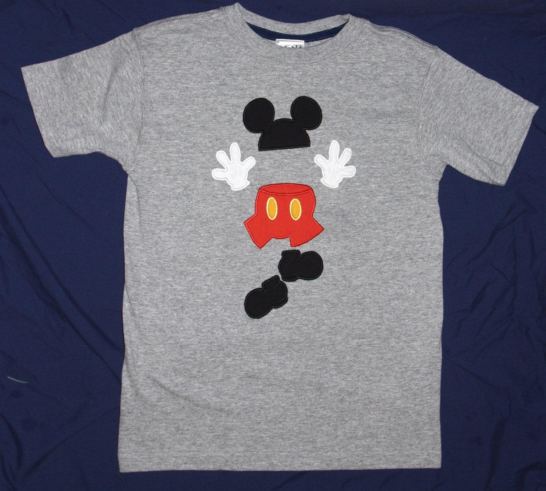 Disney shirts custom embroidered boys birthday shirt