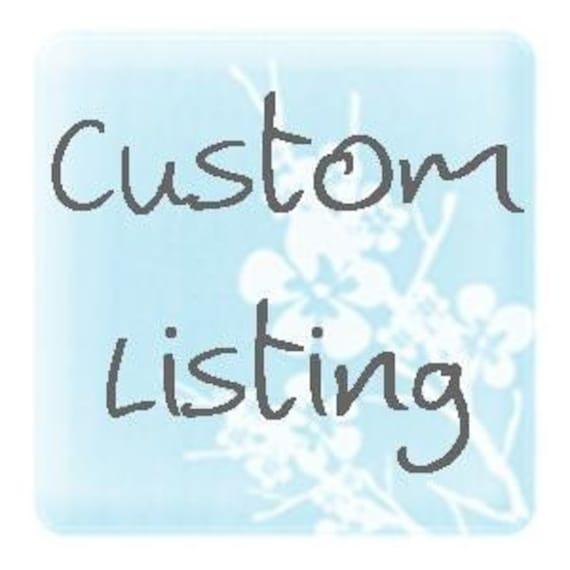 Custom labels for LittleDeerShop