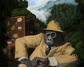Gregory the Glode-trotting Gorilla