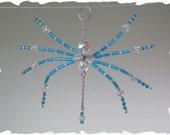 Blue Spider - large